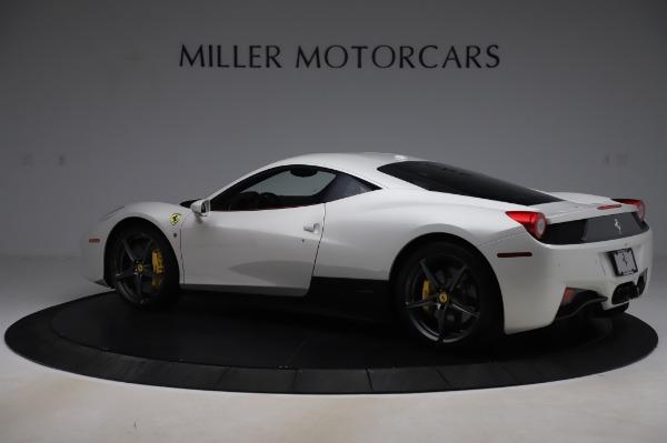 Used 2013 Ferrari 458 Italia for sale $229,900 at Bugatti of Greenwich in Greenwich CT 06830 4