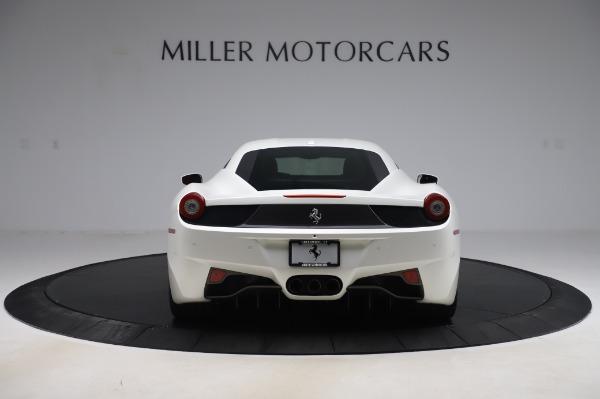 Used 2013 Ferrari 458 Italia for sale $229,900 at Bugatti of Greenwich in Greenwich CT 06830 6