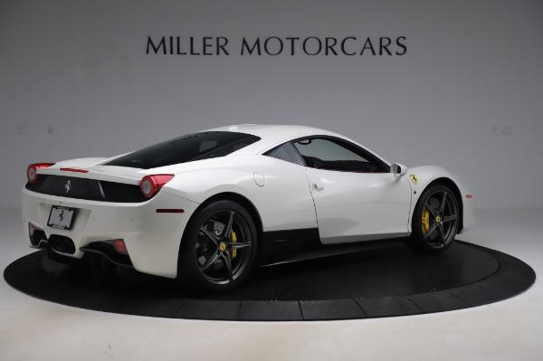 Used 2013 Ferrari 458 Italia for sale $229,900 at Bugatti of Greenwich in Greenwich CT 06830 7