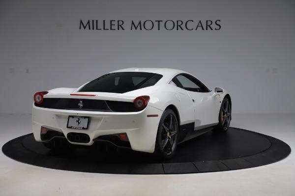 Used 2013 Ferrari 458 Italia for sale $229,900 at Bugatti of Greenwich in Greenwich CT 06830 8