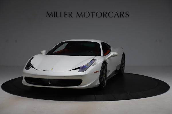 Used 2013 Ferrari 458 Italia for sale $229,900 at Bugatti of Greenwich in Greenwich CT 06830 1