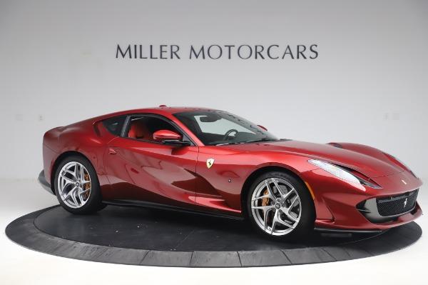 Used 2020 Ferrari 812 Superfast for sale Sold at Bugatti of Greenwich in Greenwich CT 06830 10