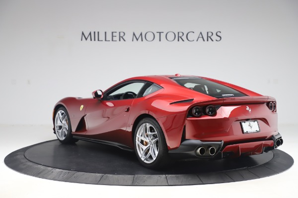 Used 2020 Ferrari 812 Superfast for sale Sold at Bugatti of Greenwich in Greenwich CT 06830 5