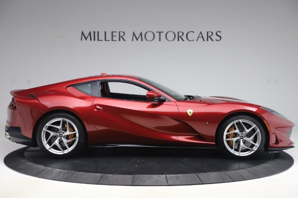 Used 2020 Ferrari 812 Superfast for sale Sold at Bugatti of Greenwich in Greenwich CT 06830 9