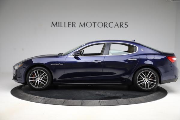Used 2017 Maserati Ghibli S Q4 for sale $48,900 at Bugatti of Greenwich in Greenwich CT 06830 3