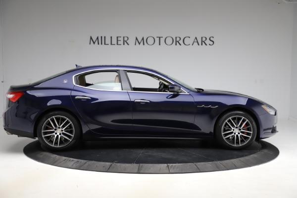 Used 2017 Maserati Ghibli S Q4 for sale $48,900 at Bugatti of Greenwich in Greenwich CT 06830 9