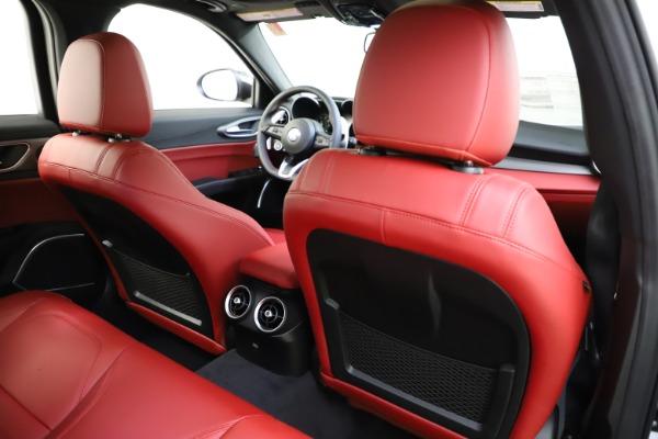 New 2020 Alfa Romeo Giulia Ti Sport Q4 for sale $52,395 at Bugatti of Greenwich in Greenwich CT 06830 27