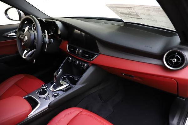 New 2020 Alfa Romeo Giulia Sport Q4 for sale Sold at Bugatti of Greenwich in Greenwich CT 06830 23