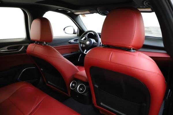 New 2020 Alfa Romeo Giulia Sport Q4 for sale Sold at Bugatti of Greenwich in Greenwich CT 06830 26