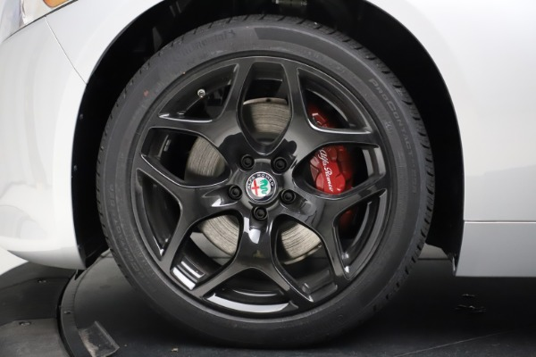 New 2020 Alfa Romeo Giulia Sport Q4 for sale Sold at Bugatti of Greenwich in Greenwich CT 06830 28