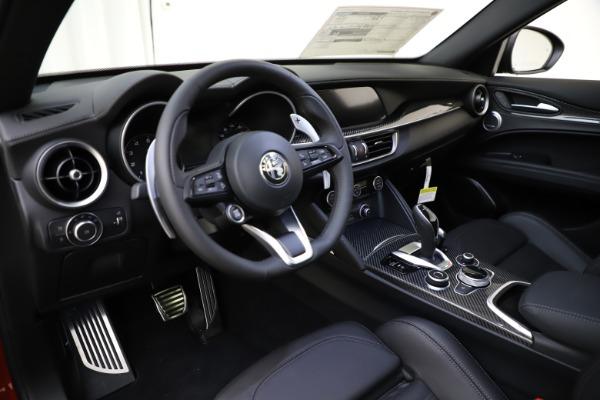 New 2020 Alfa Romeo Stelvio Ti Sport Carbon Q4 for sale Sold at Bugatti of Greenwich in Greenwich CT 06830 13