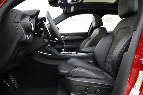 New 2020 Alfa Romeo Stelvio Ti Sport Carbon Q4 for sale Sold at Bugatti of Greenwich in Greenwich CT 06830 14