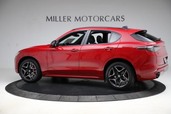 New 2020 Alfa Romeo Stelvio Ti Sport Carbon Q4 for sale Sold at Bugatti of Greenwich in Greenwich CT 06830 4