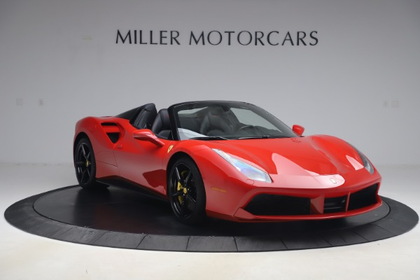 Used 2018 Ferrari 488 Spider for sale $286,900 at Bugatti of Greenwich in Greenwich CT 06830 11