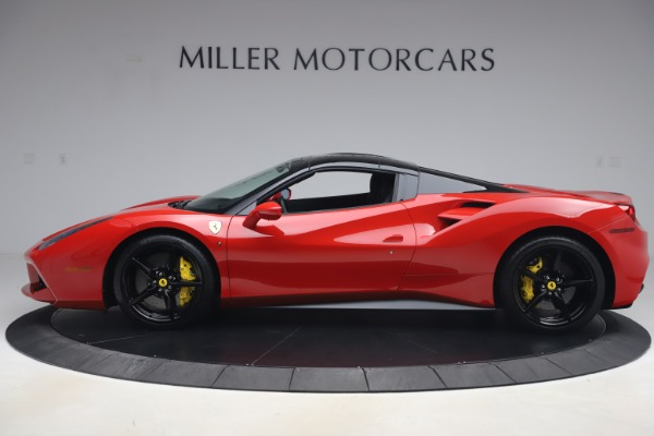 Used 2018 Ferrari 488 Spider for sale $286,900 at Bugatti of Greenwich in Greenwich CT 06830 13