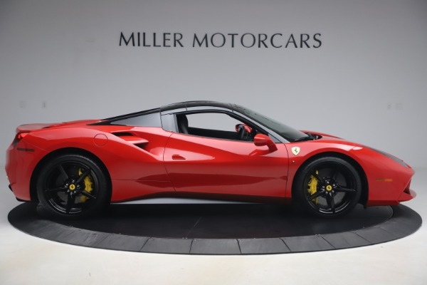 Used 2018 Ferrari 488 Spider for sale $286,900 at Bugatti of Greenwich in Greenwich CT 06830 14