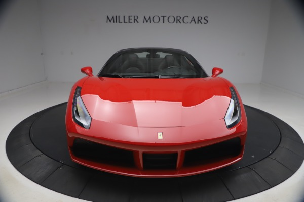 Used 2018 Ferrari 488 Spider for sale $286,900 at Bugatti of Greenwich in Greenwich CT 06830 16