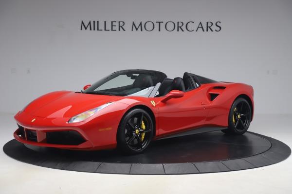 Used 2018 Ferrari 488 Spider for sale Sold at Bugatti of Greenwich in Greenwich CT 06830 2