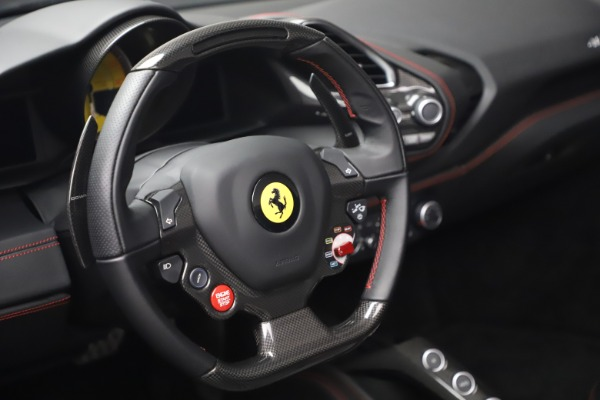 Used 2018 Ferrari 488 Spider for sale $286,900 at Bugatti of Greenwich in Greenwich CT 06830 22