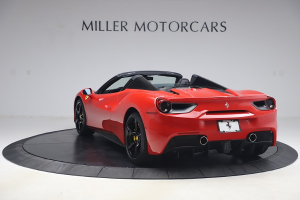 Used 2018 Ferrari 488 Spider for sale $286,900 at Bugatti of Greenwich in Greenwich CT 06830 5
