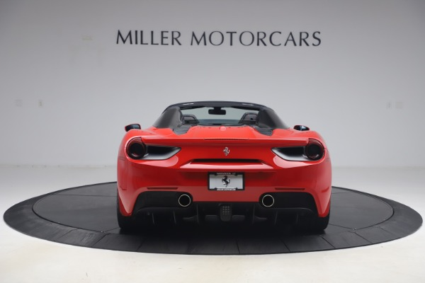 Used 2018 Ferrari 488 Spider for sale $286,900 at Bugatti of Greenwich in Greenwich CT 06830 6