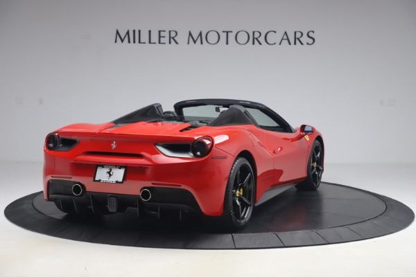 Used 2018 Ferrari 488 Spider for sale $286,900 at Bugatti of Greenwich in Greenwich CT 06830 7