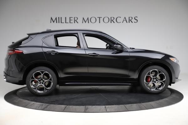 New 2020 Alfa Romeo Stelvio Ti Sport Q4 for sale Sold at Bugatti of Greenwich in Greenwich CT 06830 9
