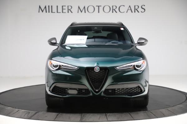 New 2020 Alfa Romeo Stelvio Ti Sport Carbon Q4 for sale Sold at Bugatti of Greenwich in Greenwich CT 06830 12
