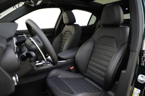 New 2020 Alfa Romeo Stelvio Ti Sport Carbon Q4 for sale Sold at Bugatti of Greenwich in Greenwich CT 06830 15