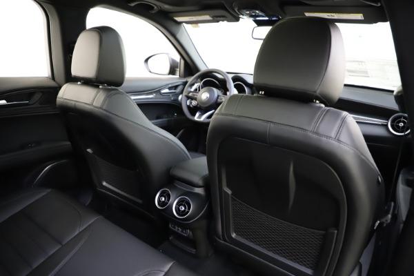 New 2020 Alfa Romeo Stelvio Ti Sport Carbon Q4 for sale Sold at Bugatti of Greenwich in Greenwich CT 06830 28