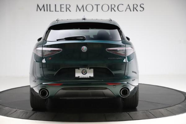 New 2020 Alfa Romeo Stelvio Ti Sport Carbon Q4 for sale Sold at Bugatti of Greenwich in Greenwich CT 06830 6
