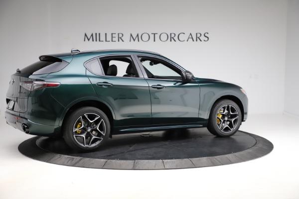 New 2020 Alfa Romeo Stelvio Ti Sport Carbon Q4 for sale Sold at Bugatti of Greenwich in Greenwich CT 06830 8