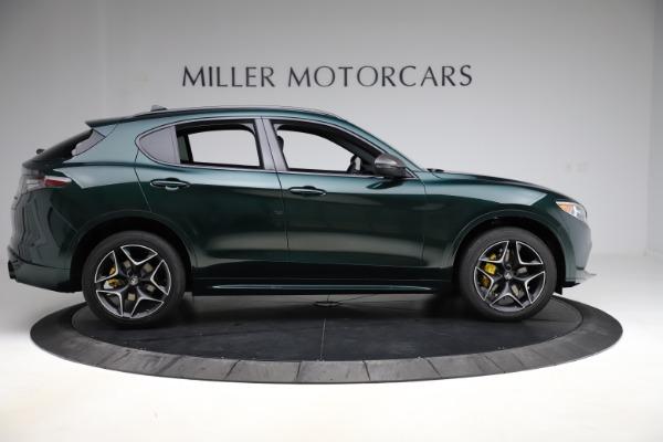 New 2020 Alfa Romeo Stelvio Ti Sport Carbon Q4 for sale Sold at Bugatti of Greenwich in Greenwich CT 06830 9