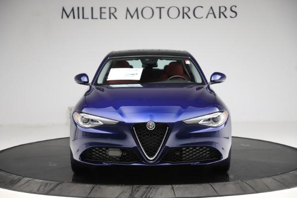 New 2020 Alfa Romeo Giulia Ti Q4 for sale $47,795 at Bugatti of Greenwich in Greenwich CT 06830 12
