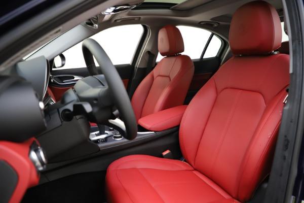 New 2020 Alfa Romeo Giulia Ti Q4 for sale $47,795 at Bugatti of Greenwich in Greenwich CT 06830 15