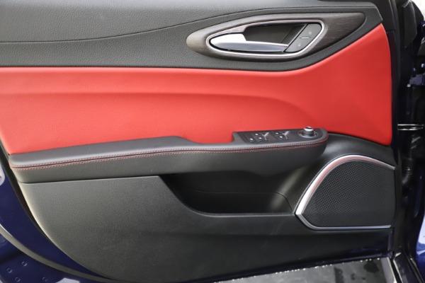 New 2020 Alfa Romeo Giulia Ti Q4 for sale $47,795 at Bugatti of Greenwich in Greenwich CT 06830 17
