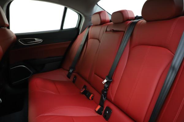 New 2020 Alfa Romeo Giulia Ti Q4 for sale $47,795 at Bugatti of Greenwich in Greenwich CT 06830 18
