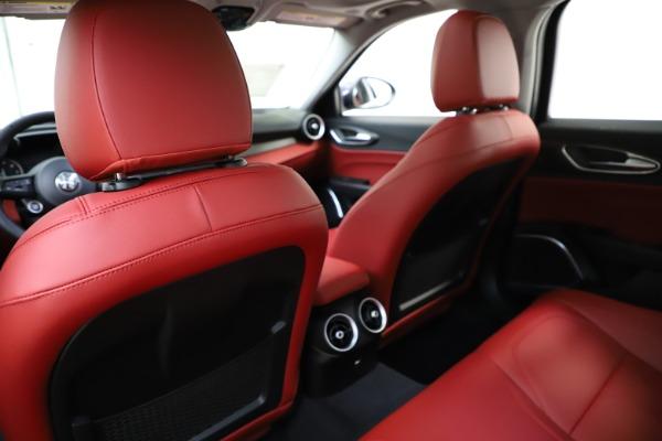 New 2020 Alfa Romeo Giulia Ti Q4 for sale $47,795 at Bugatti of Greenwich in Greenwich CT 06830 20