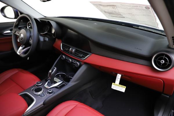 New 2020 Alfa Romeo Giulia Ti Q4 for sale $47,795 at Bugatti of Greenwich in Greenwich CT 06830 23
