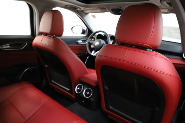 New 2020 Alfa Romeo Giulia Ti Q4 for sale $47,795 at Bugatti of Greenwich in Greenwich CT 06830 26