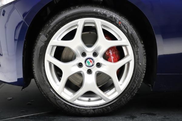 New 2020 Alfa Romeo Giulia Ti Q4 for sale $47,795 at Bugatti of Greenwich in Greenwich CT 06830 27