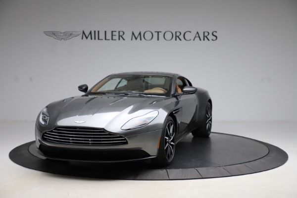 Used 2017 Aston Martin DB11 for sale $155,900 at Bugatti of Greenwich in Greenwich CT 06830 11