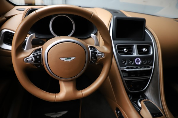 Used 2017 Aston Martin DB11 for sale $155,900 at Bugatti of Greenwich in Greenwich CT 06830 21