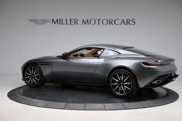 Used 2017 Aston Martin DB11 for sale $155,900 at Bugatti of Greenwich in Greenwich CT 06830 3
