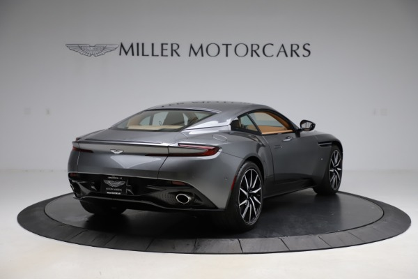Used 2017 Aston Martin DB11 for sale $155,900 at Bugatti of Greenwich in Greenwich CT 06830 6
