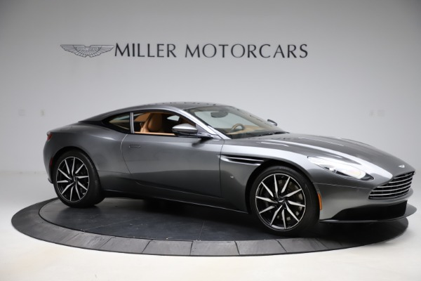 Used 2017 Aston Martin DB11 for sale $155,900 at Bugatti of Greenwich in Greenwich CT 06830 9