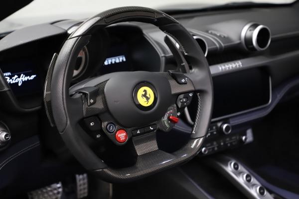 Used 2019 Ferrari Portofino for sale $229,900 at Bugatti of Greenwich in Greenwich CT 06830 20