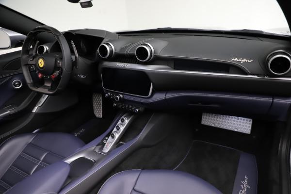 Used 2019 Ferrari Portofino for sale $229,900 at Bugatti of Greenwich in Greenwich CT 06830 24