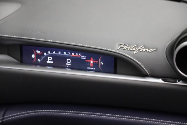 Used 2019 Ferrari Portofino for sale $229,900 at Bugatti of Greenwich in Greenwich CT 06830 28