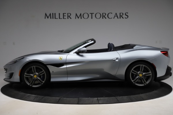 Used 2019 Ferrari Portofino for sale $229,900 at Bugatti of Greenwich in Greenwich CT 06830 3
